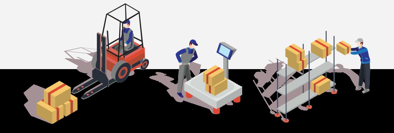 Solution logistique