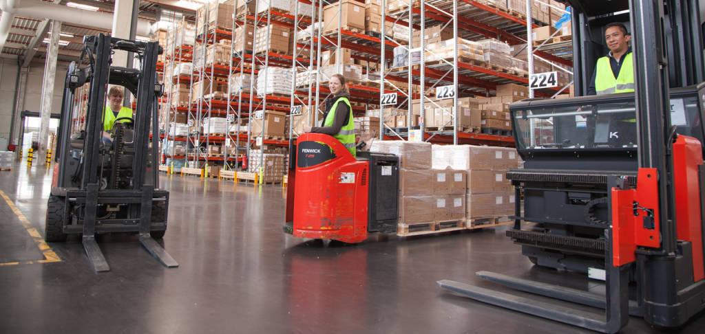 Manutention ATA Logistique