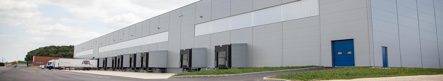 Entrepôt ATA Logistique
