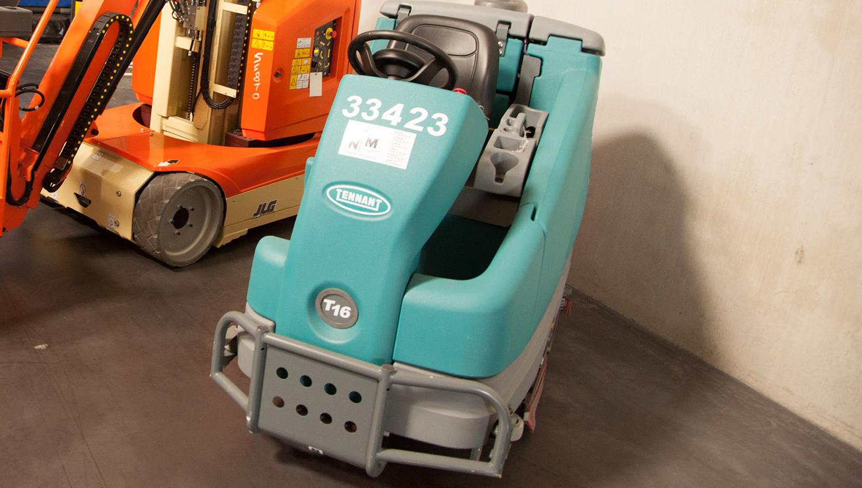 Entretien et maintenance des entrepôts ATA Logistique