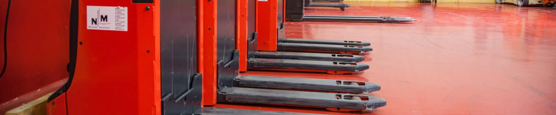 Entretien et maintenance des entrepôts ATA