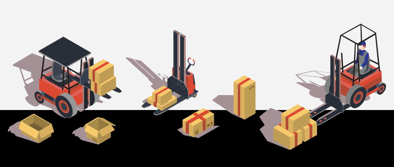 Manutention logistique