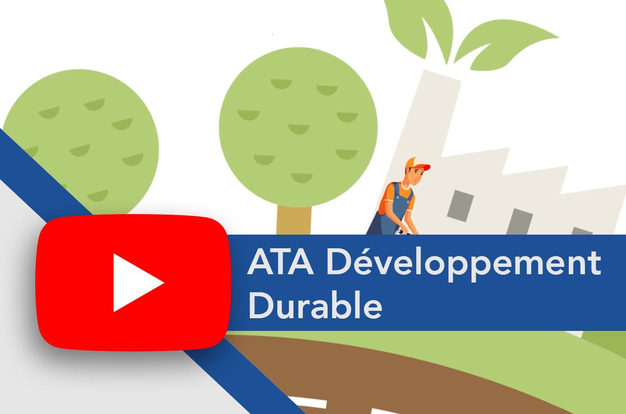 ATA Développement Durable en vidéo